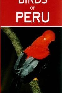 Peru madarai-A Photographic Guide to Birds of Peru